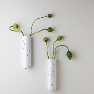 Test Tube Wall Vases
