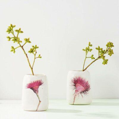 Pebble Vases